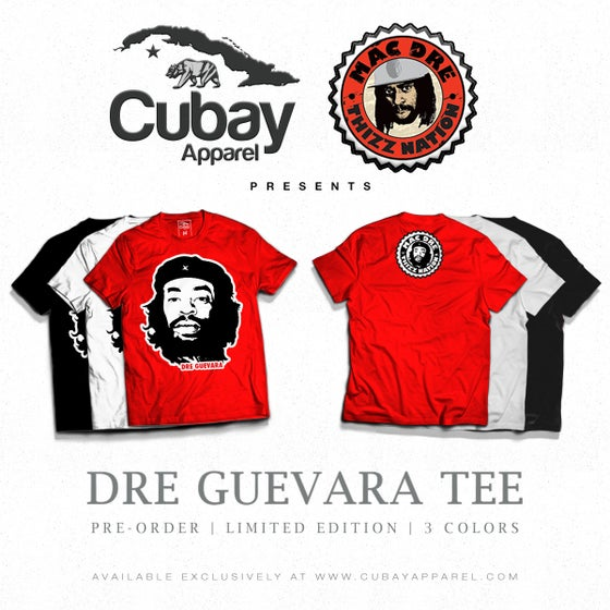 Image of Dre Guevara tee (Limited Edition)