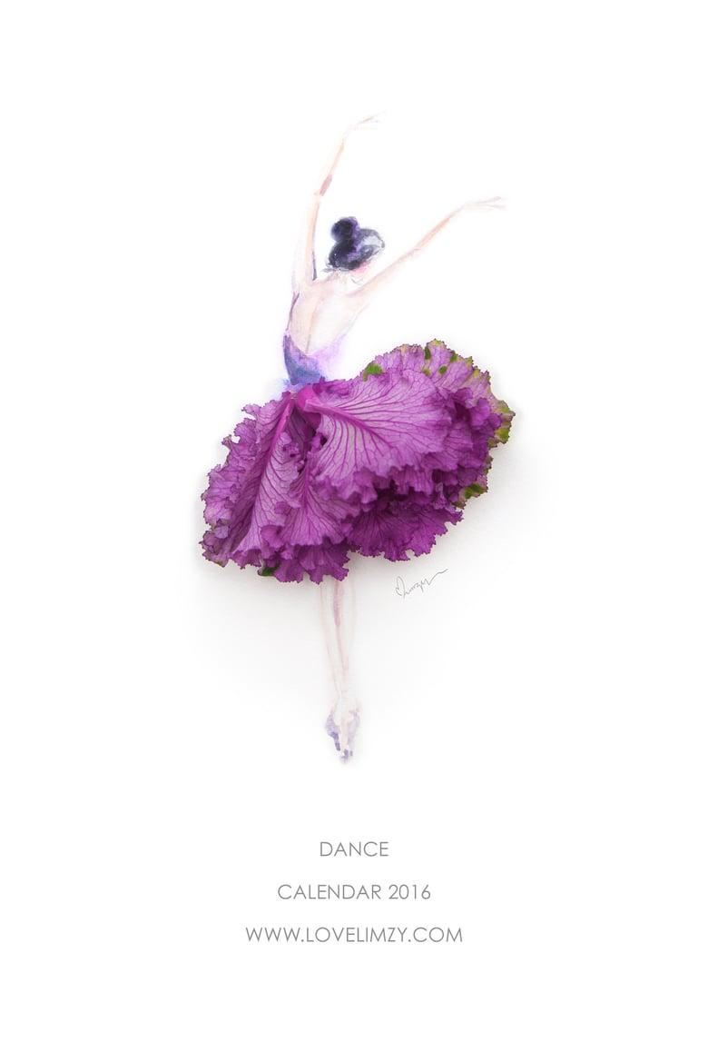 Image of Dance Calendar 2016 | Preorder