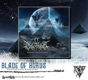 Image of BLADE OF HORUS - Monumental Massacre - DIGIPACK