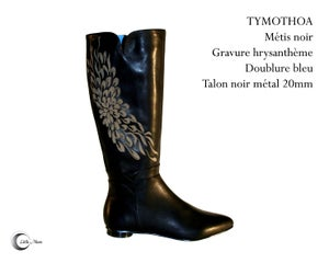 Image of TYMOTHOE Noir - Black