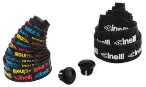 Image of Cinelli Logo Velvet Ribbon