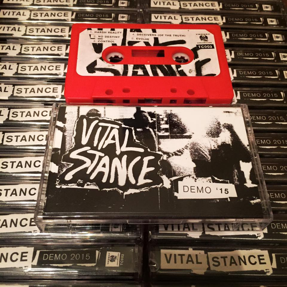 Image of Vital Stance - Demo 2015
