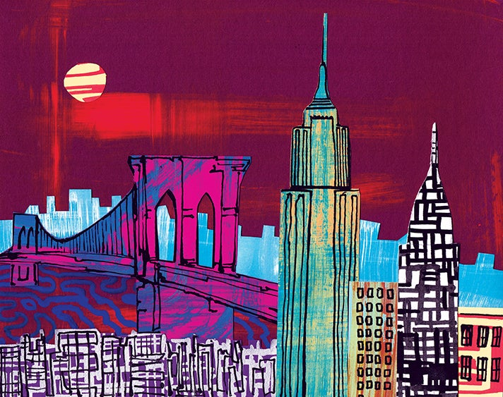 Image of NYC Collage One