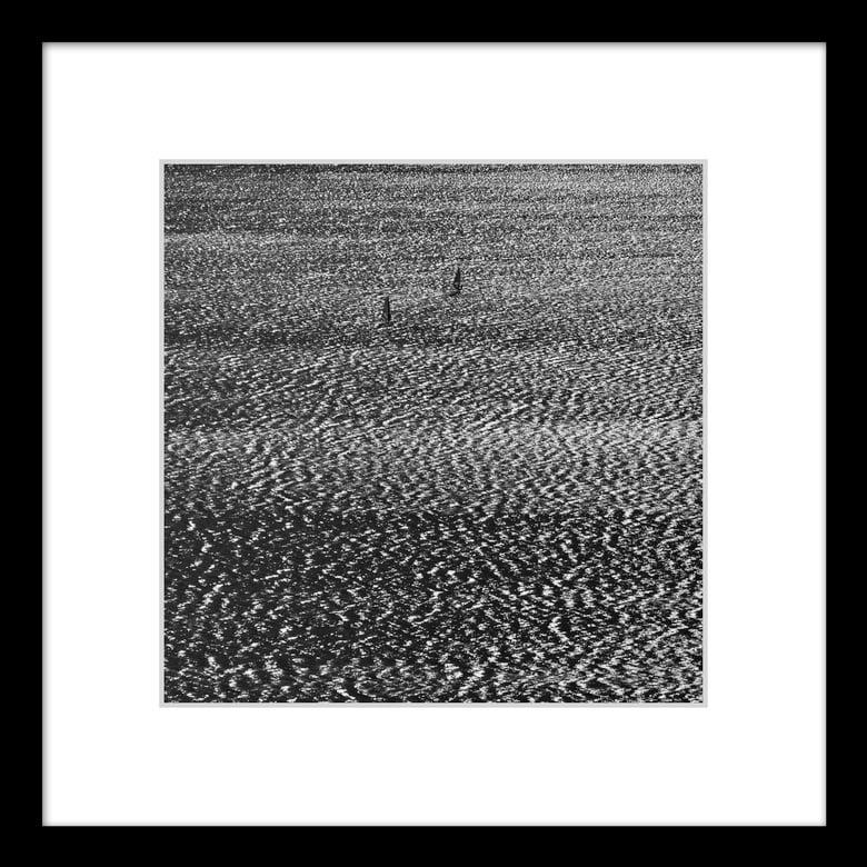 Image of Windsurf Couple • Balaton, Hungary 2007/2015 • Fine Art Print
