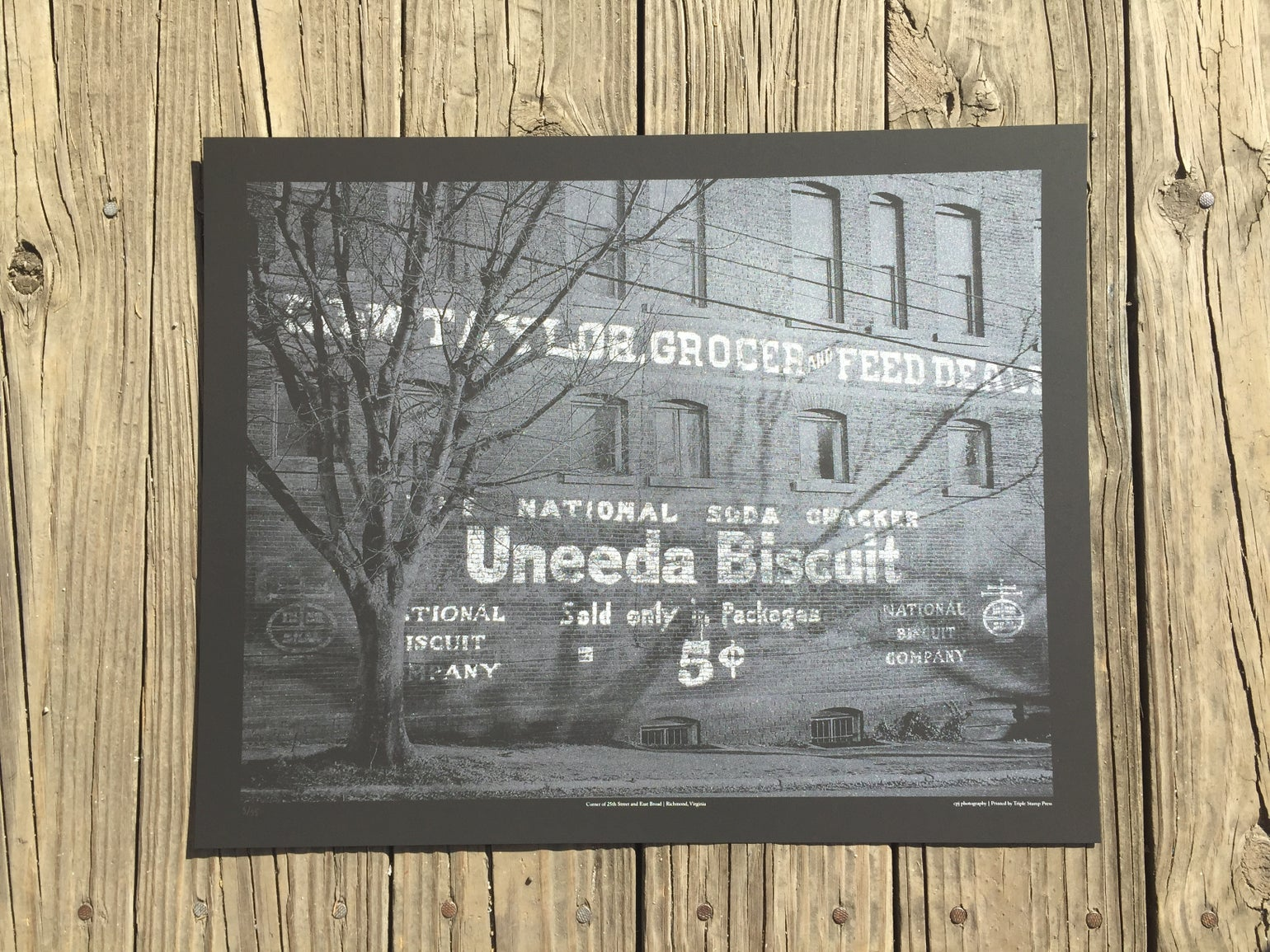 Image of Corner of 25th Street and East Broad | RIchmond, Virginia