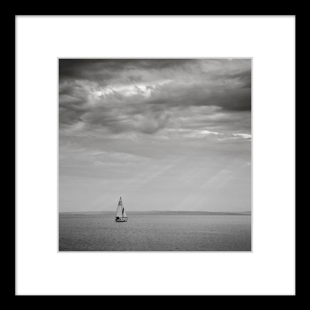 Image of Sail • Balaton, Hungary 2006/2015 • Fine Art Print