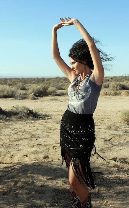 Image of Sky Ranch Skirt