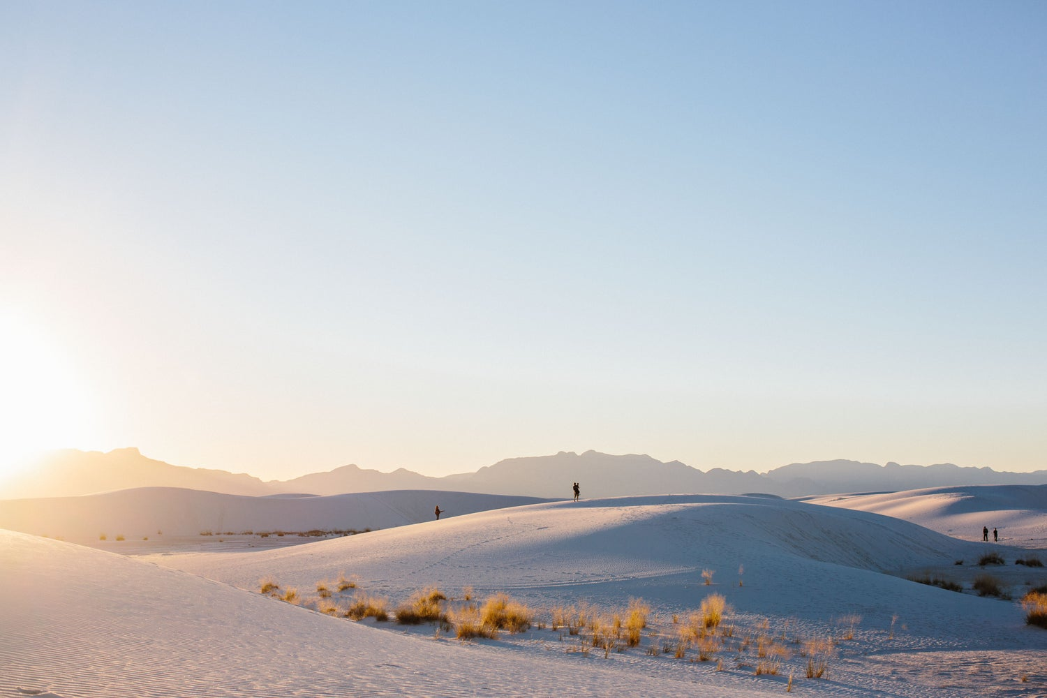 Image of White Sands No. 2