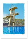 Lambton Pool Digital Print