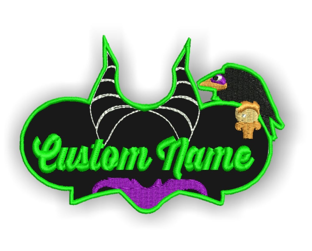 Image of Custom Sleeping Villian Patch
