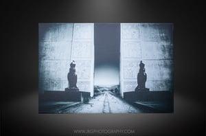 Image of Gateways 16x24 Canvas