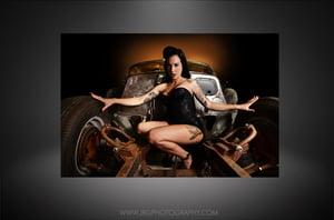 Image of Nikki Knockout 16x24 PVC