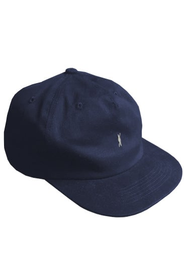 Image of SAMPLER HAT - BLUE