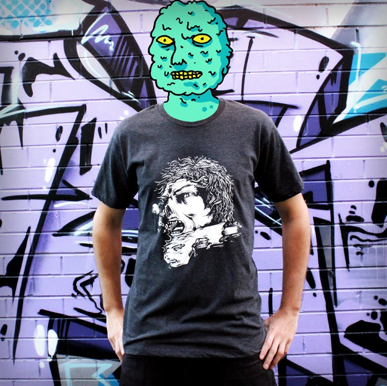 Image of Zombie Fight <br> Men's Tee