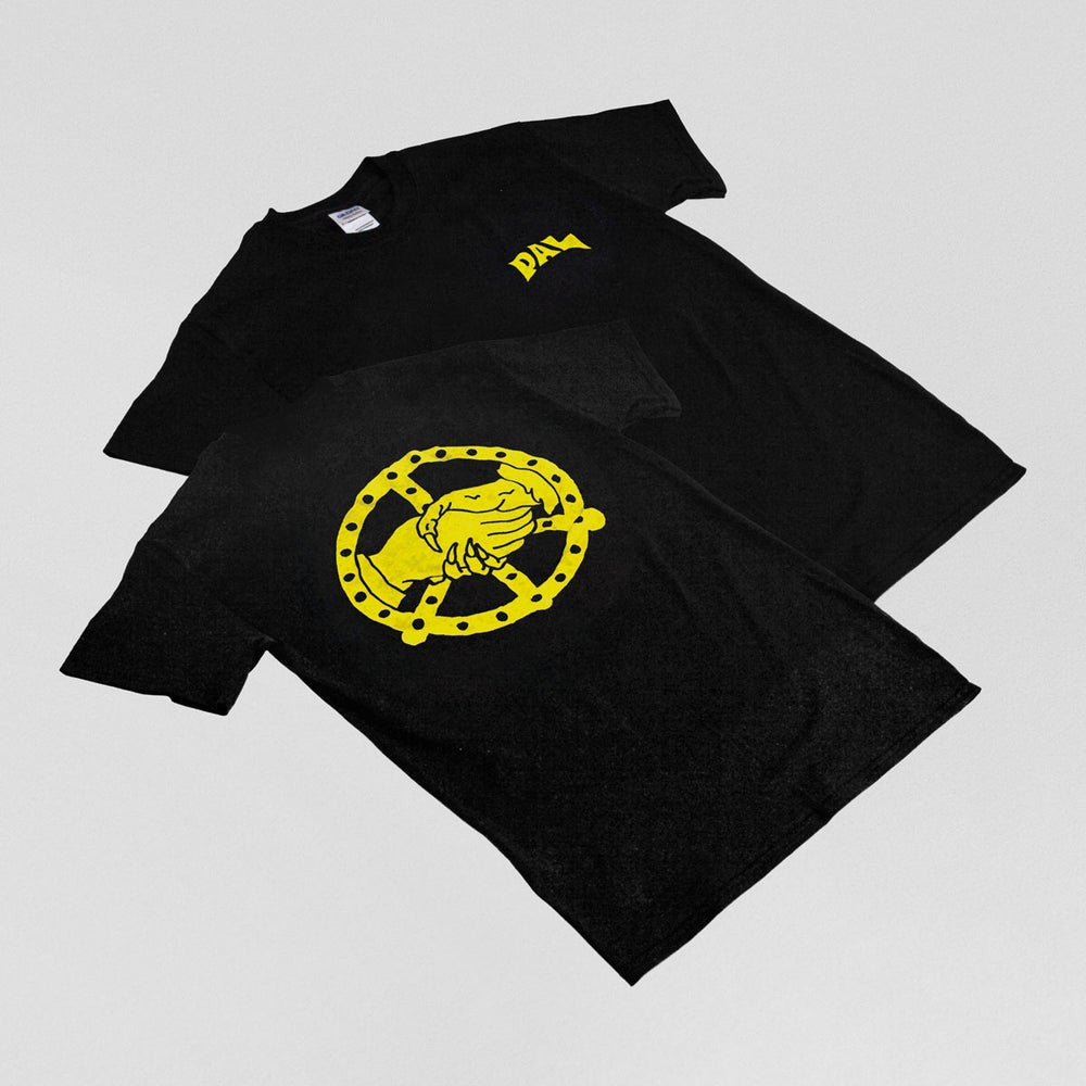 Image of KENO — YELLOW PAL TSHIRT