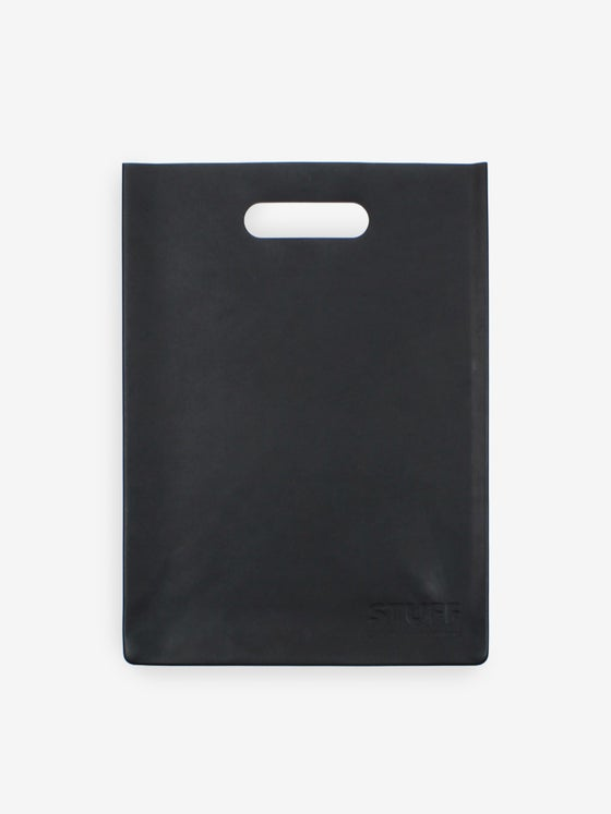 Image of STUFF rubber bag