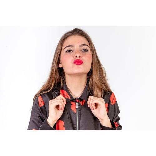 "Image of Camisa Vestido ""Kiss Me"""