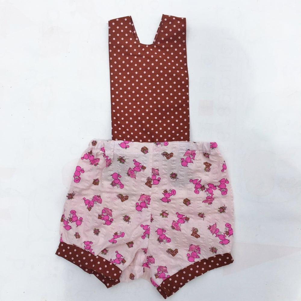 Image of Baby Romper - size 12-18months - poodles