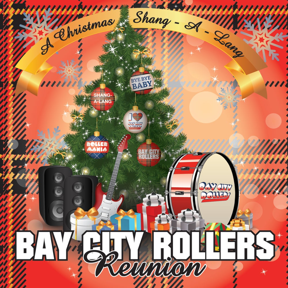 Image of Bay City Rollers CD Album 'A Christmas Shang-A-Lang'