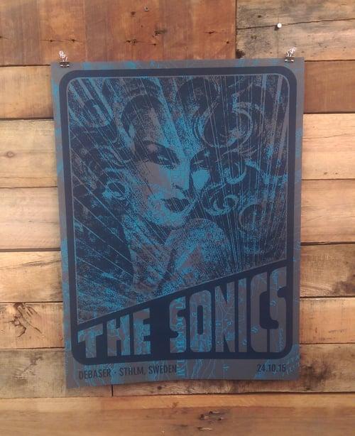 Image of The Sonics - October 24, 2015 / Stockholm, Sweden