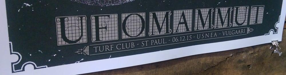 Image of Ufomammut - June 12, 2015 / St. Paul, MN
