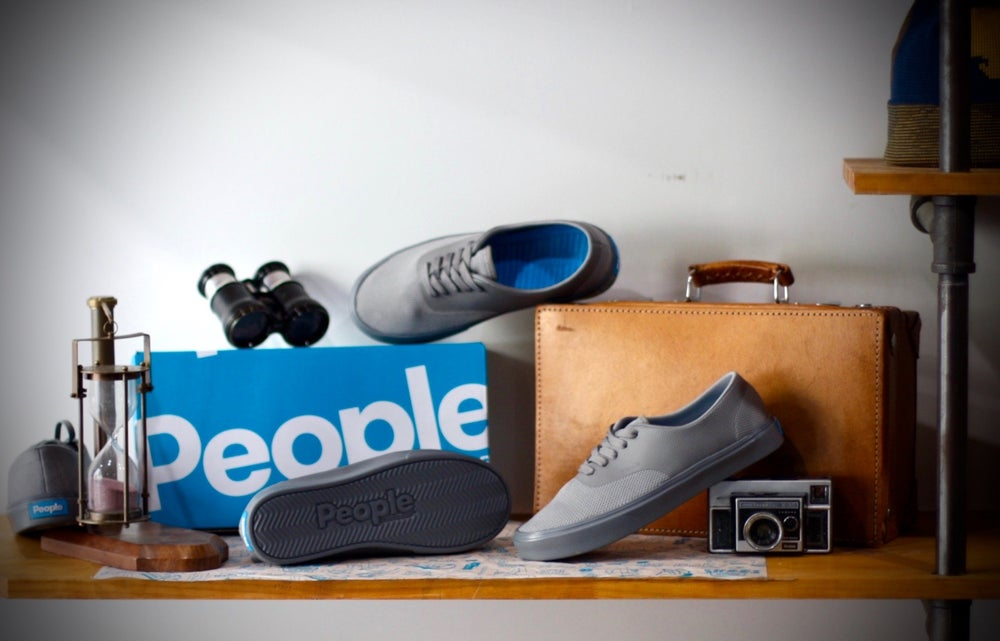 "Image of PEOPLE FOOTWEAR - THE STANLEY ""THUNDER GREY"""
