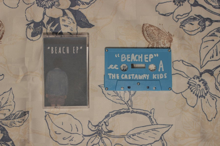 Image of TCK BEACH EP - Cassette