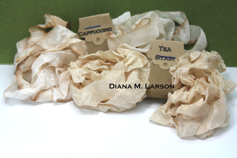 Image of Coffee House Bundle #3 $5.49, Crinkle Ribbon