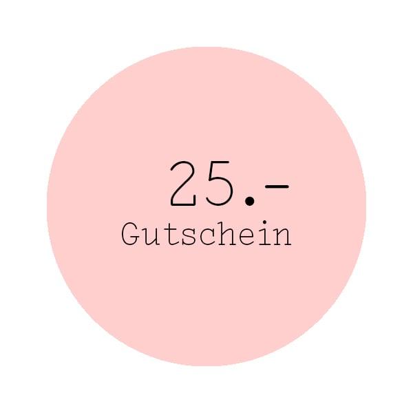Image of 25€ Gutschein