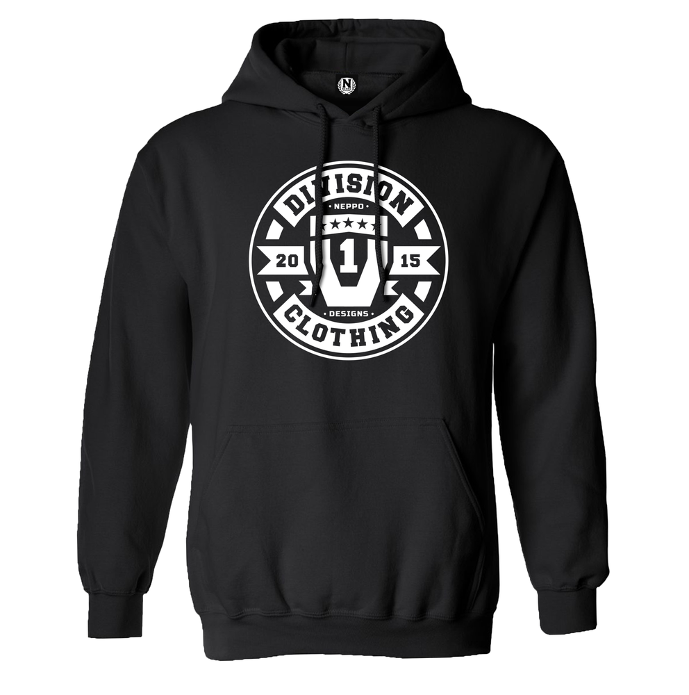 Image of LIMITED EDITION Division One Hoodie Black