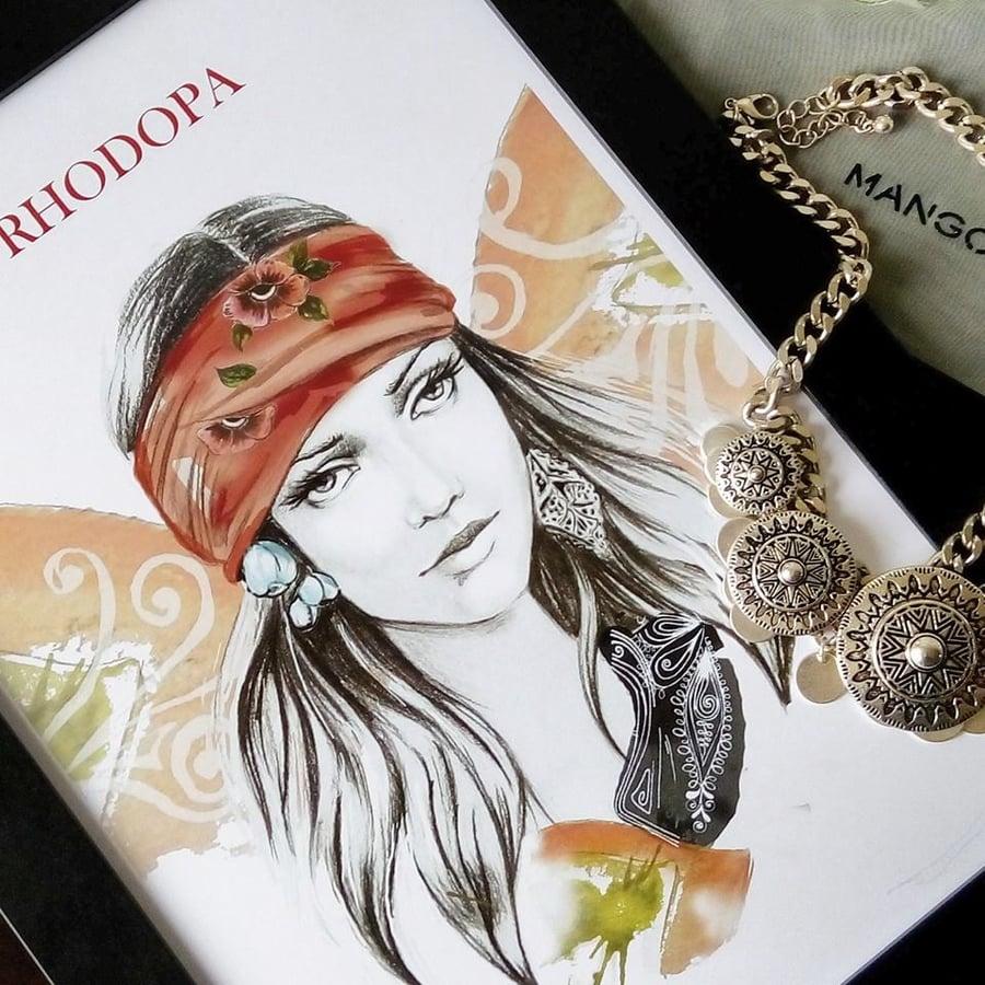 Image of RHOДOPA