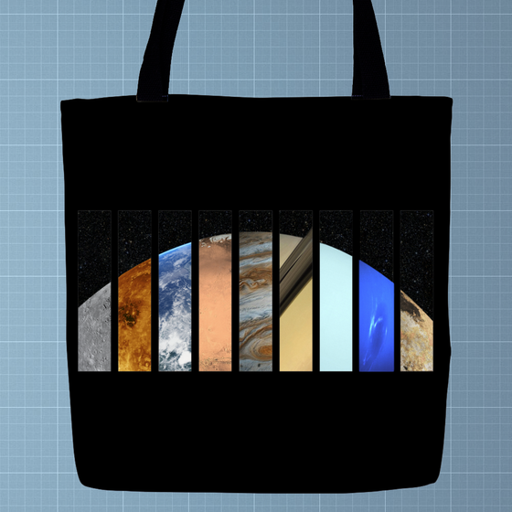 Image of Planetary Tote