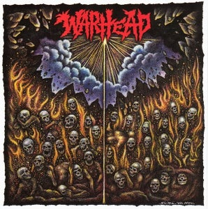 Image of WARHEAD - S/T 12""