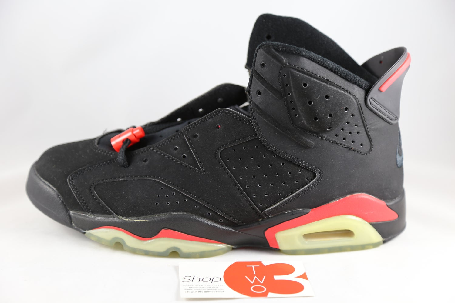 "Image of Air Jordan 6 Retro ""Nike Air"""