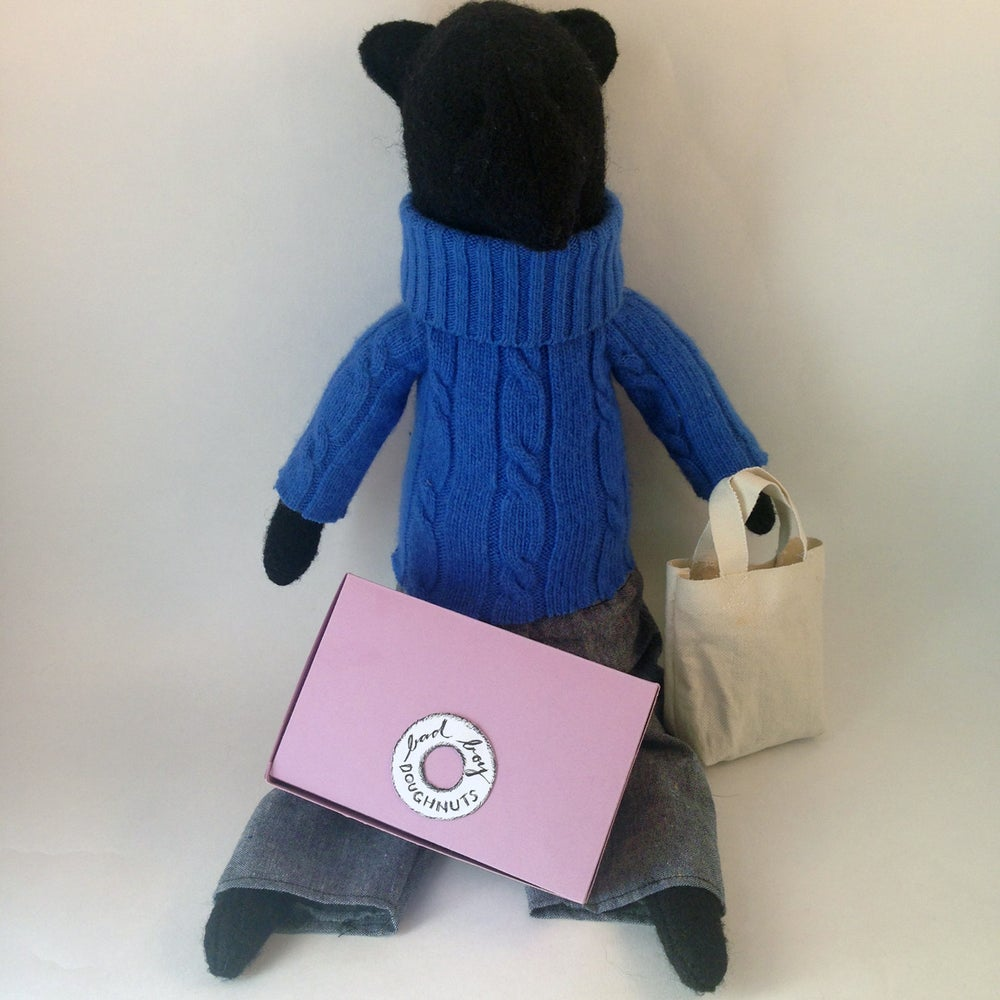 Image of George the Bear
