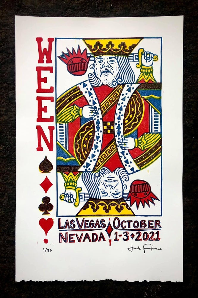 Image of Ween Vegas