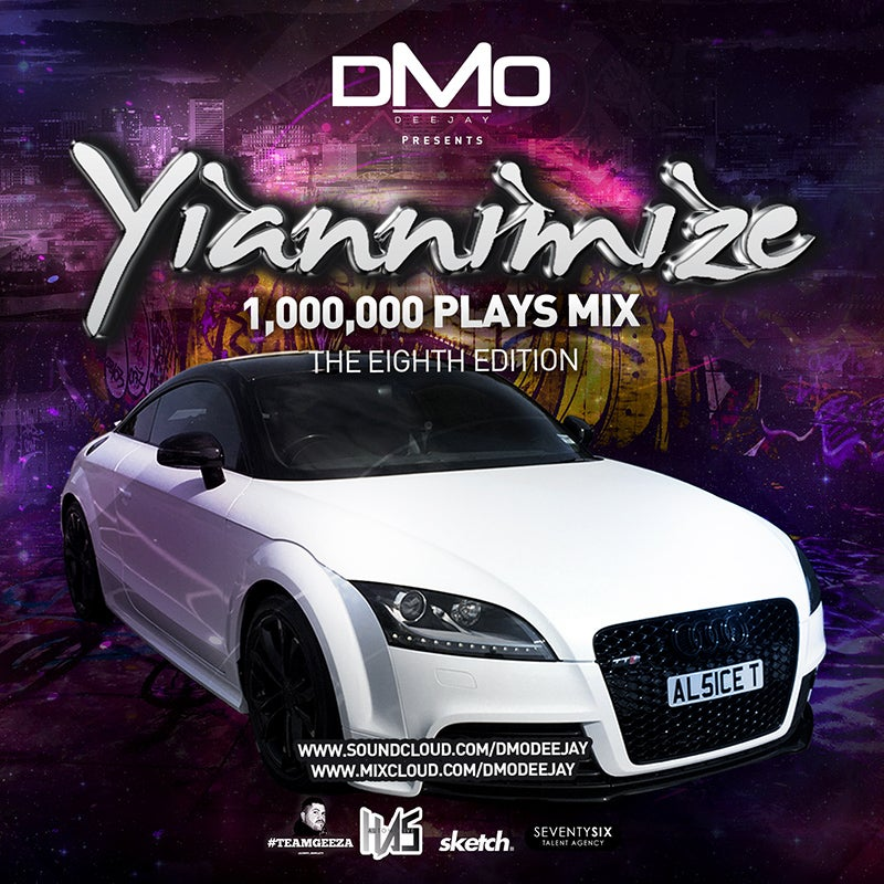 Image of Yiannimize Mix Part 8 Tracked CD