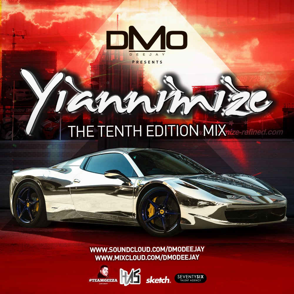 Image of Yiannimize Mix Part 10 Tracked CD