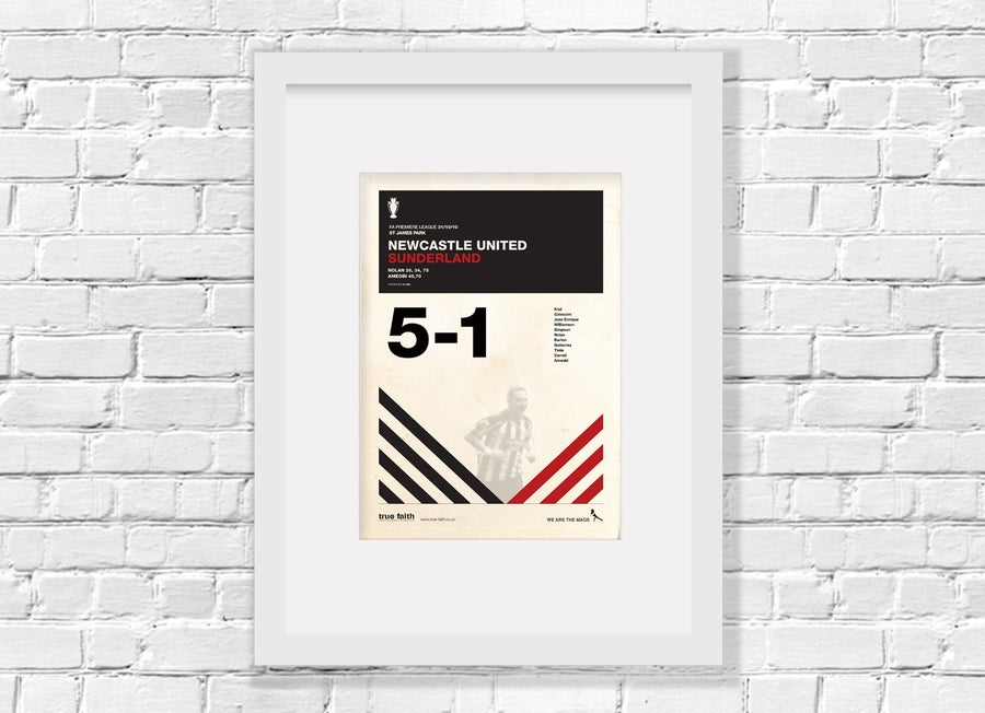 Image of HISTORY PRINT - MACKEMS - 5-1
