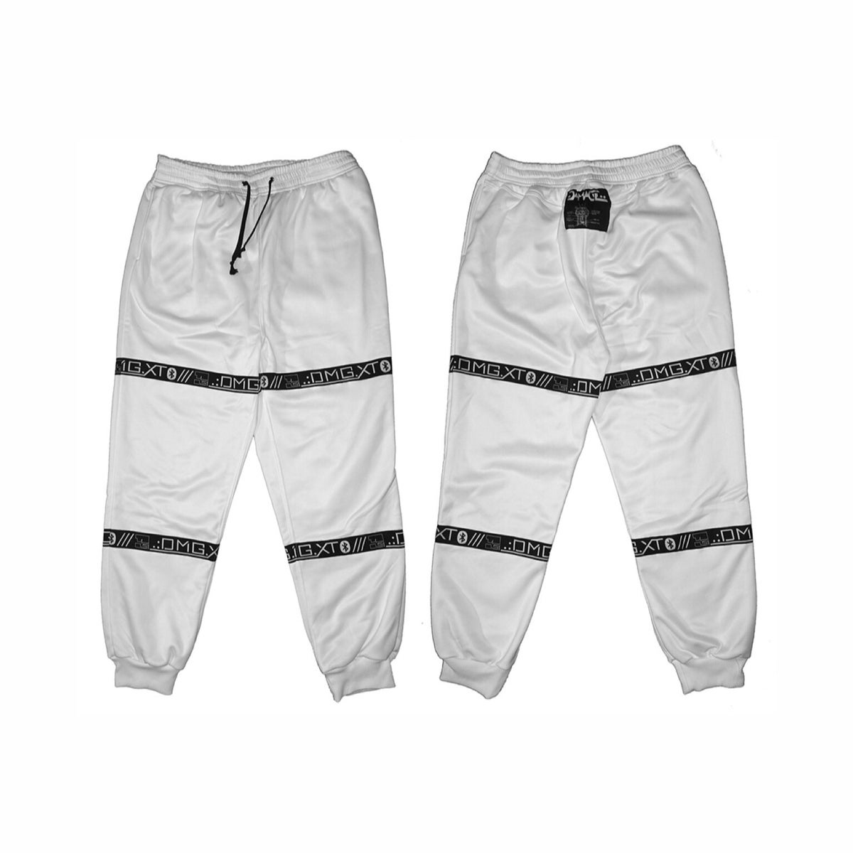 Image of DVMVGE KY$' Basic Strap Sweatpants
