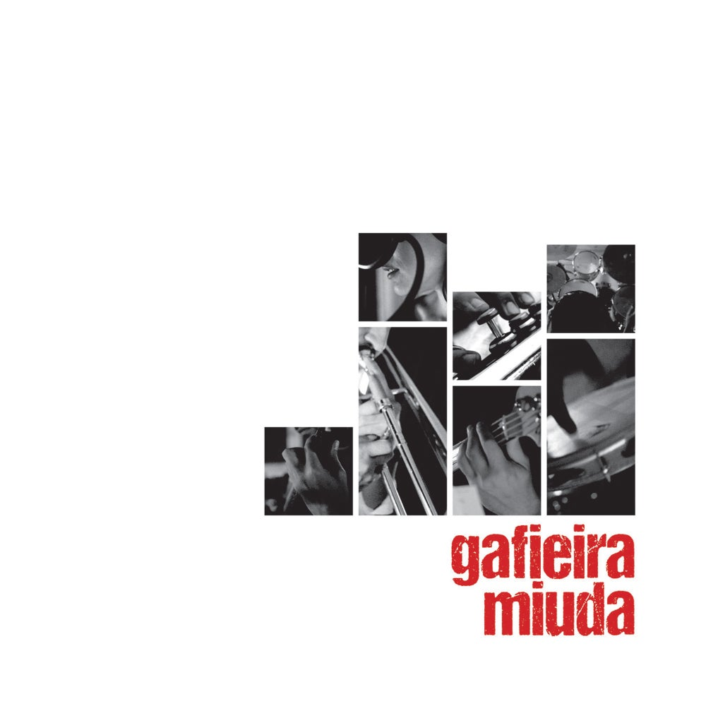 Image of 2013 Gafieira Miúda - Compact Disc (CD)