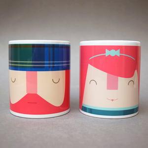 Image of Braw wee Scotsman mug
