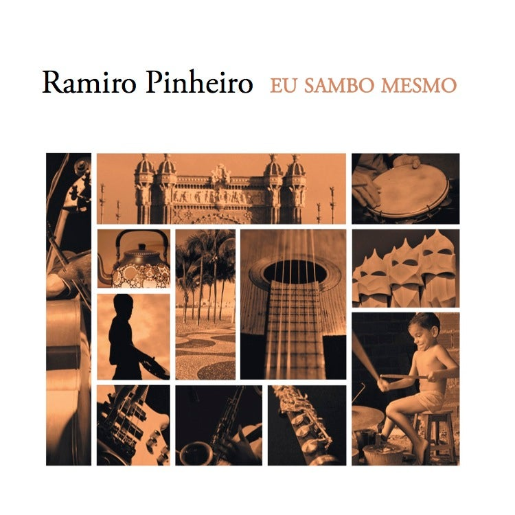 Image of Eu Sambo Mesmo - Compact Disc (CD)