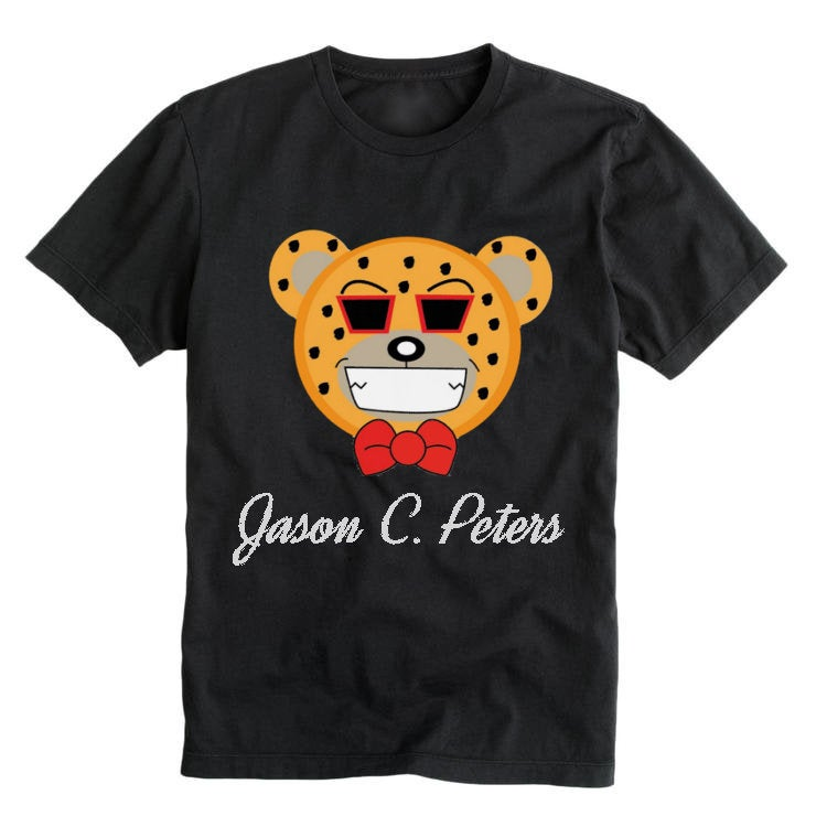 Image of Cheetah Bear Tee