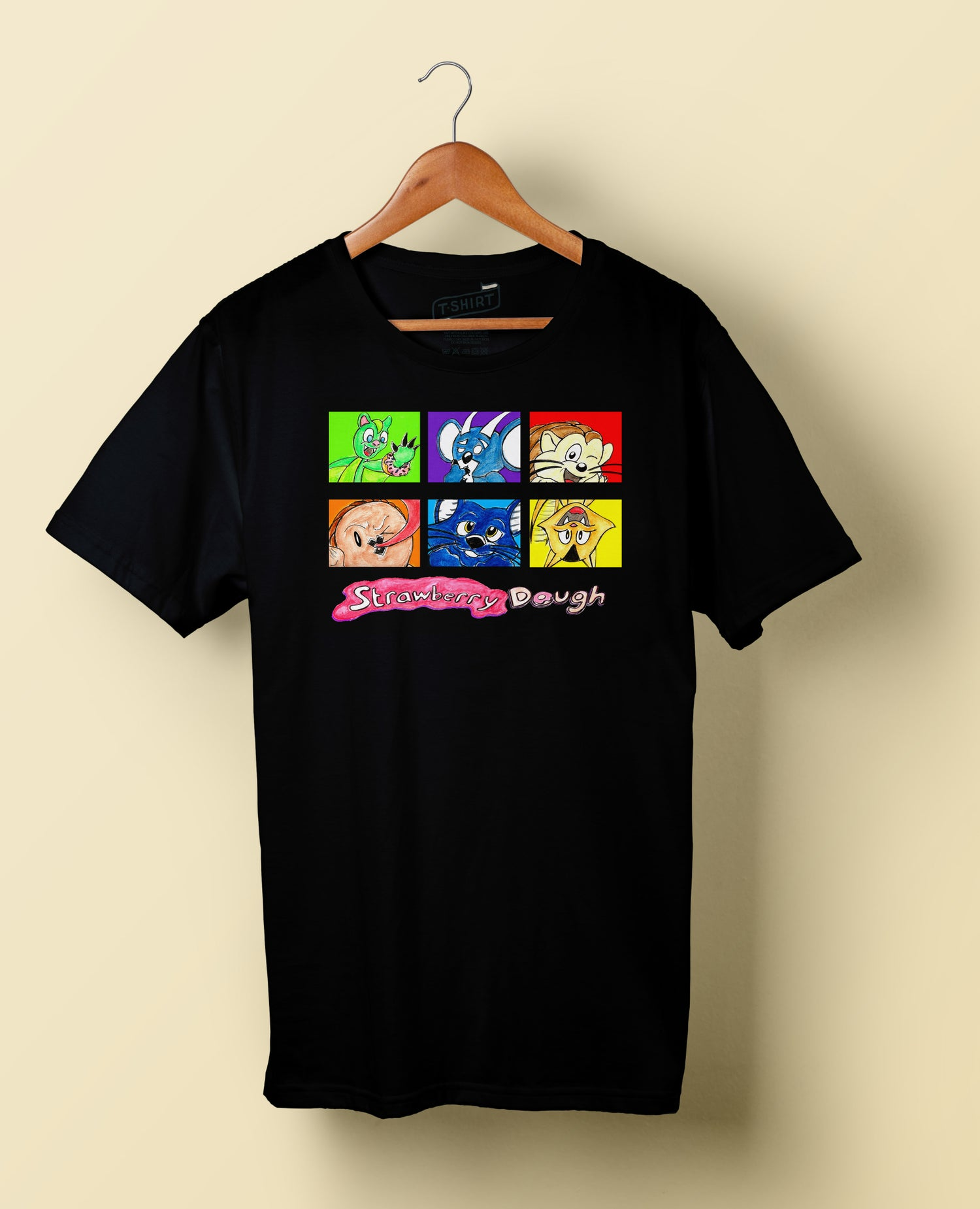 Image of Strawberry Dough T-Shirt