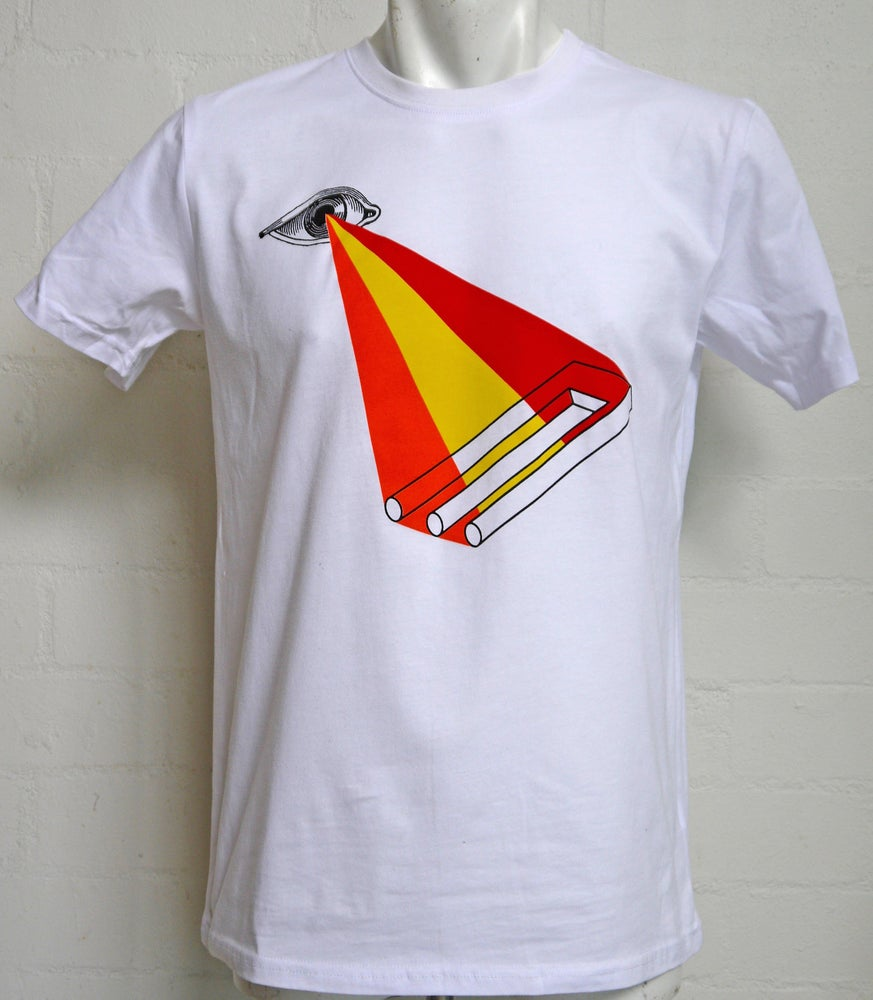 Image of Eye Know Tee- White