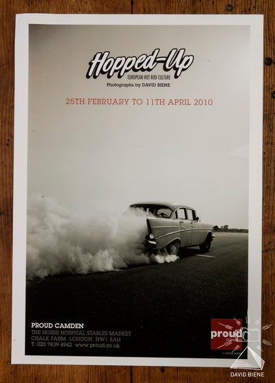 "Image of ""Hopped-Up PROUD Gallery London"""