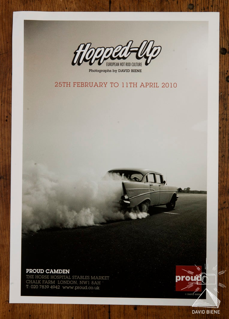 """Image of """"Hopped-Up PROUD Gallery London"""""""