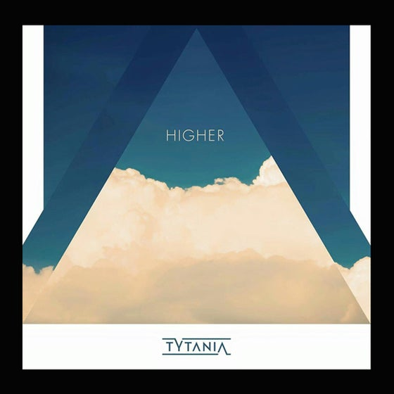 Image of Tytania 'Higher' CD