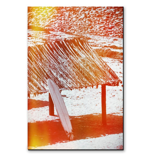 Image of SANO SHACK - (Metal or Canvas)